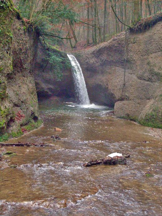 Die freizeitfreunde - Wasserfall wand ...