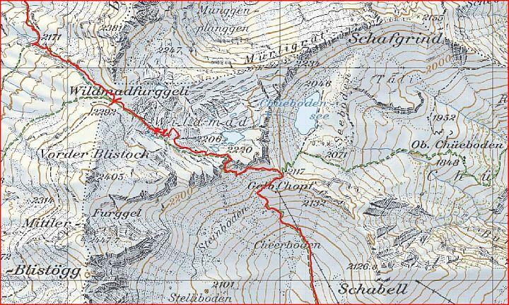 höhenmeter karte Höhenmeter Karte | goudenelftal höhenmeter karte
